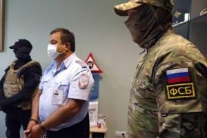В Брянске подполковника полиции Мкртчяна оставили в СИЗО еще на два месяца