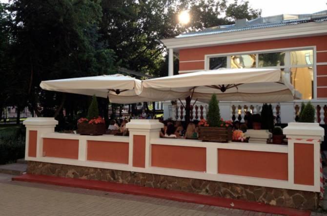 В Брянской области открылись кафе, бары и рестораны
