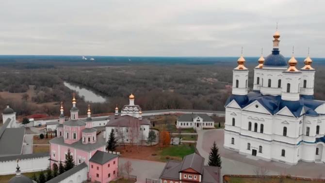 Жителям региона показали фильм «Православные меценаты и благотворители Брянщины»