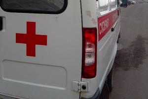 В Брянске автоледи на «зебре» разбила голову 17-летней девочке