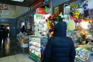 В Брянске выписали 2 протокола за несоблюдение масочного режима