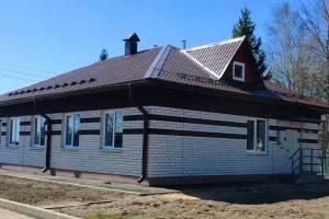 В севском селе Лемешовка построили новый ФАП