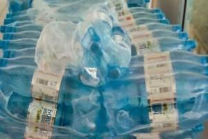 Больным коронавирусом брянцам бесплатно раздают минералку