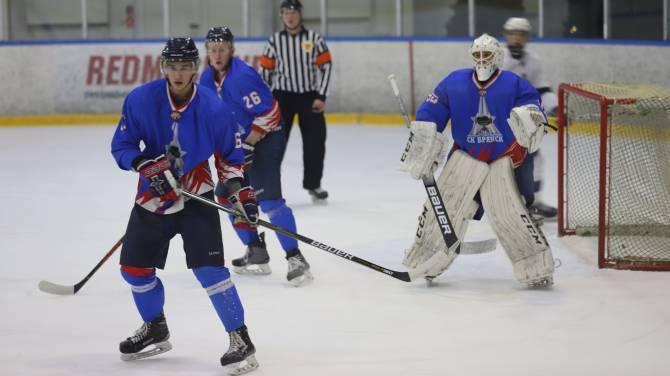 Брянские хоккеисты регрессировали перед глазовским «Прогрессом»