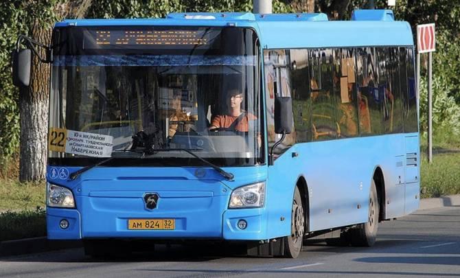 В Брянске по новой дороге на Советской пустят автобус №22