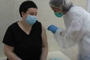 Брянская область получила 74,8 тысячи доз вакцины от гриппа