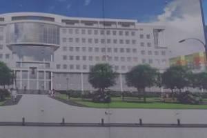 Площадь здания брянского УМВД превысит 8 тысяч квадратных метров