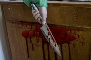 В Стародубе пьяная женщина зарезала сожителя