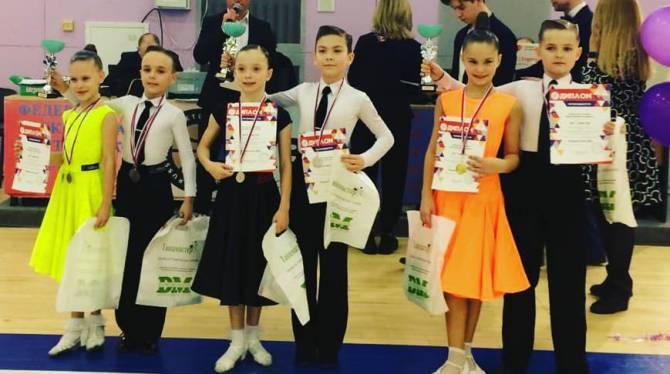 Юные брянские танцоры стали третьими на первенстве ЦФО