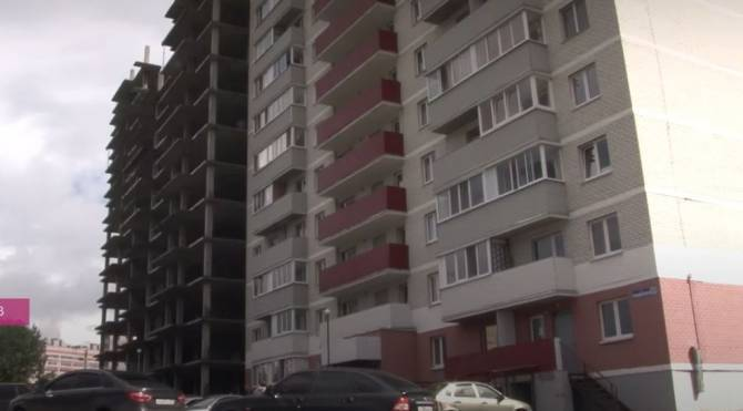 На Брянщине ввод жилья вдвое сократился в сравнении с прошлым годом