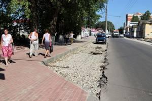 В Брянске выстроят почти семь километров ливнёвки