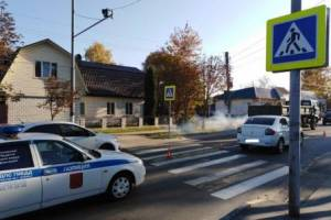 В Брянске родные насмерть сбитой женщины ищут свидетелей жуткого ДТП