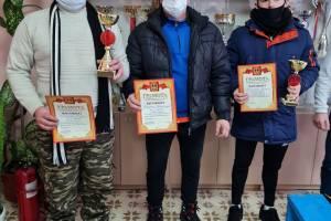 На Брянщине определили победителей зимних сельских спортивных игр