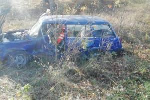 На трассе под Трубчевском 90-летний водитель устроил ДТП