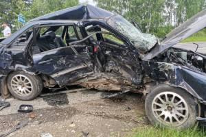 Под Климово в жуткой аварии погиб 43-летний водитель Kia Rio