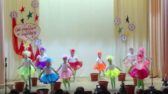 Брянский танцевальный коллектив «Радуга» участвует во всероссийском конкурсе