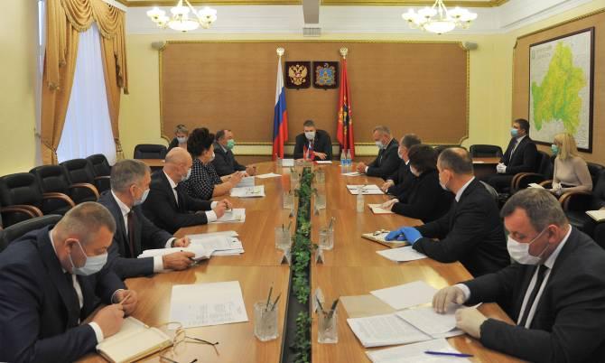 Брянская областная дума назначила 8 заместителей губернатора