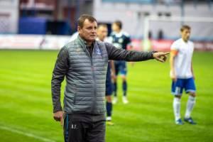 Вторая часть интервью с главным тренером брянского «Динамо»