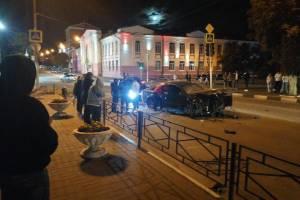 Ночью в Клинцах произошло страшное ДТП