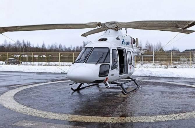 В Брянской области отказались от санитарной авиации