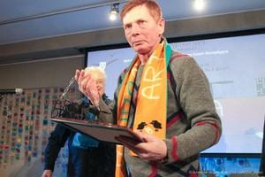 Брянский актер взял диплом международного конкурса