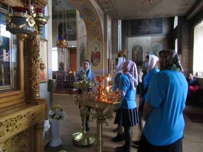 Брянской молодежи рассказали историю Казанской иконы Божией Матери