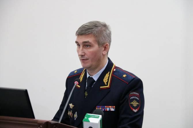 Брянская полиция заняла 32 место в общероссийском рейтинге МВД