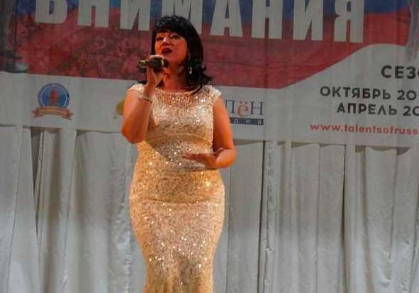 Брянская певица Елена Марусова стала лауреатом международного конкурса