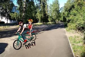 В Брянске предложили сделать велодорожки на улице Орловской