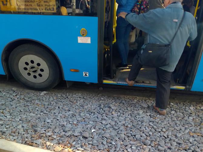 Брянцев возмутил ремонт дороги возле «Мечты»