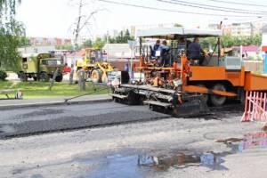 В Брянске подрядчики ответят за качество дорог