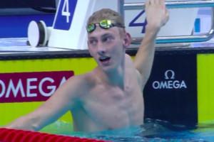 Брянский пловец Илья Бородин завоевал серебряную медаль на кубке мира