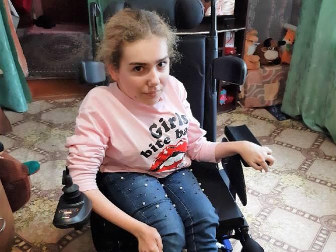 В Брянске исполнили желание больной 13-летней девочки