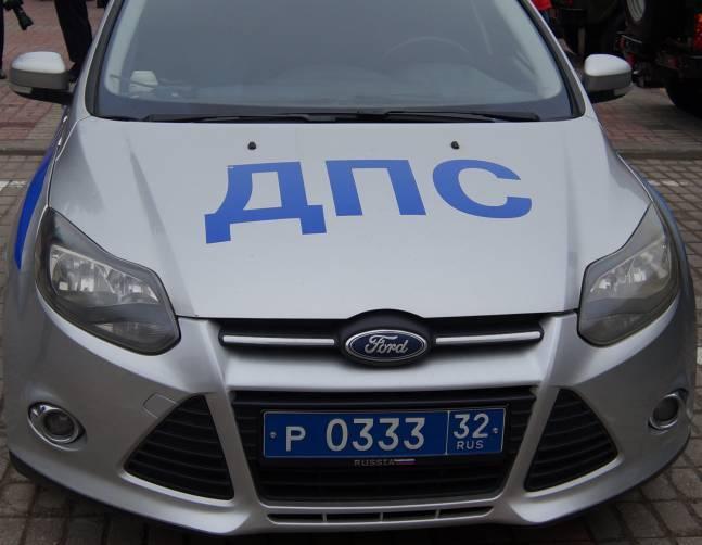 В Брянске с начала года пьяными попались 790 водителей