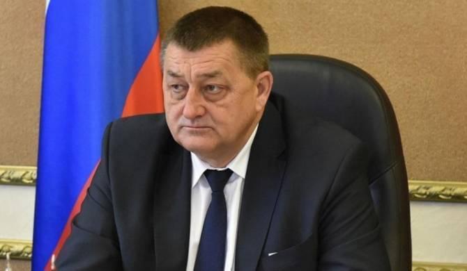 Из-за попавшего в ДТП сына брянский вице-губернатор подал в отставку