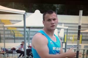 Брянский паралимпиец завоевал золото чемпионата Европы