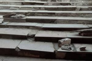 Брянские власти забыли про подземный переход на Полтиннике