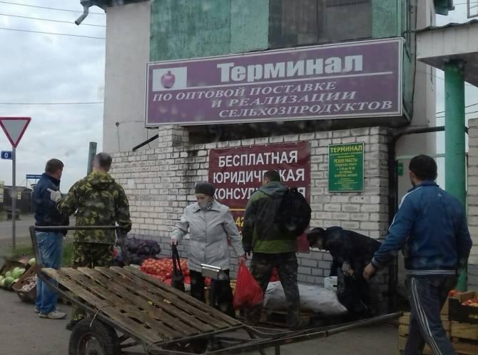 В Брянске руководство «Щукинского рынка» опровергло информацию о бунте