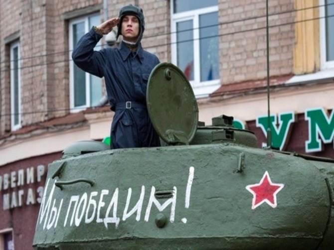 За год 490 жителей Дятьковского района получили медаль в честь освобождения Брянщины