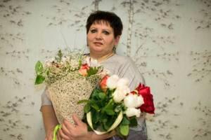 В Брянском районе простились с учительницей Ниной Беликовой