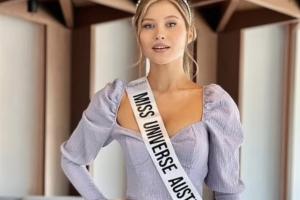 Брянская девушка победила в конкурсе «Мисс Австралия»