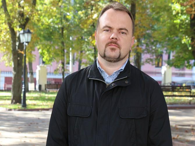 Брянский бизнес-инкубатор возглавит журналист Павел Баранов