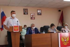 Экс-мэр Стародуба Дмитрий Винокуров покинет районную администрацию
