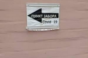 В Брянске назвали места платного тестирования на Covid-19 в праздники