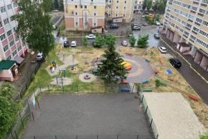 В Брянске жители многоэтажки на улице Металлистов устроили бунт