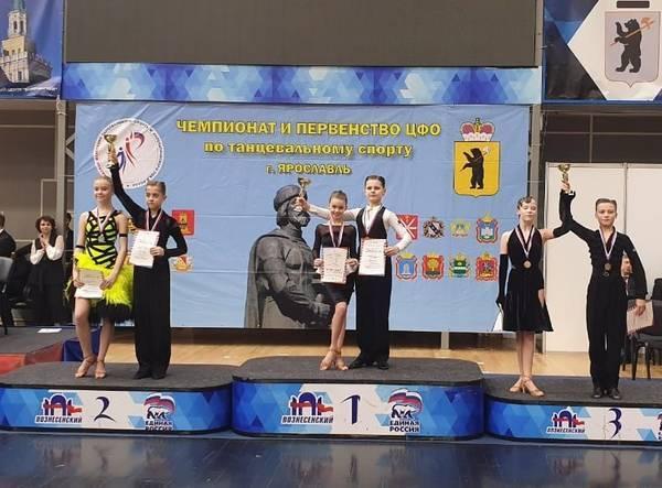 Брянская «Фантазия» взяла главный приз первенства ЦФО