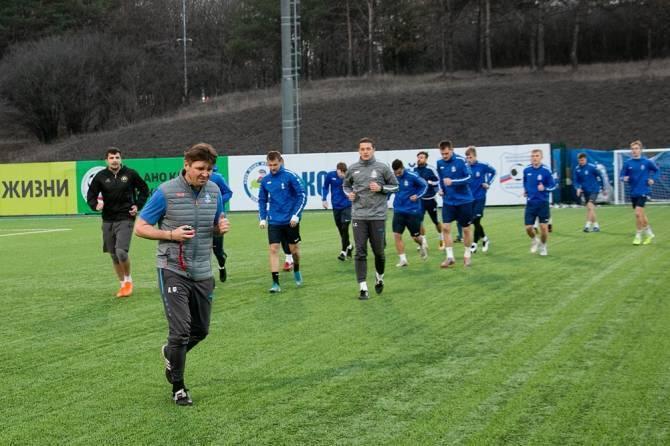 Состав брянского «Динамо» пополнится тремя фуболистами