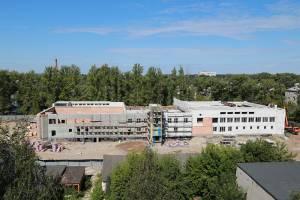 В Брянске расторгли контракт со строителями бассейна на Новом Городке