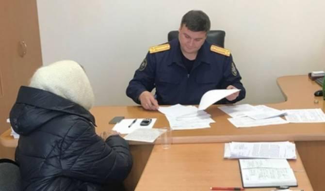 Главный брянский следователь выслушает жалобы жителей Жуковки