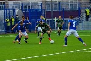 Брянское «Динамо» обыграло 1:0 нижнекамский «Нефтехимик»